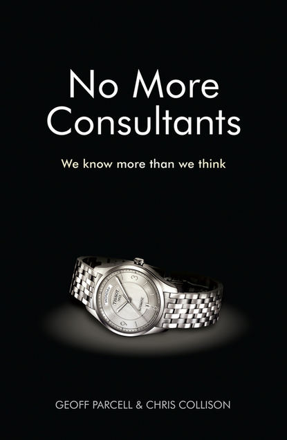 Обложка «No More Consultants. We Know More Than We Think»