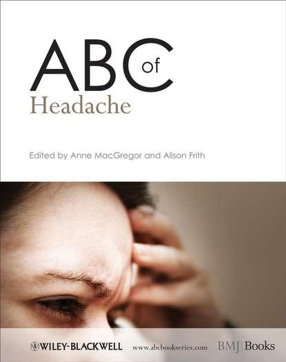 Обложка «ABC of Headache»