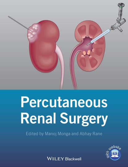 Обложка «Percutaneous Renal Surgery»