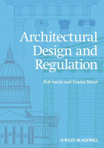 Обложка «Architectural Design and Regulation»