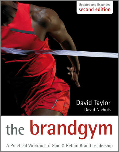 Обложка «The Brand Gym. A Practical Workout to Gain and Retain Brand Leadership»