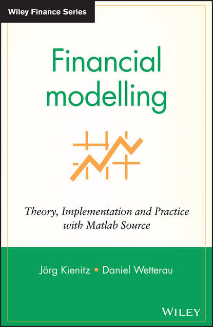 Обложка «Financial Modelling. Theory, Implementation and Practice with MATLAB Source»