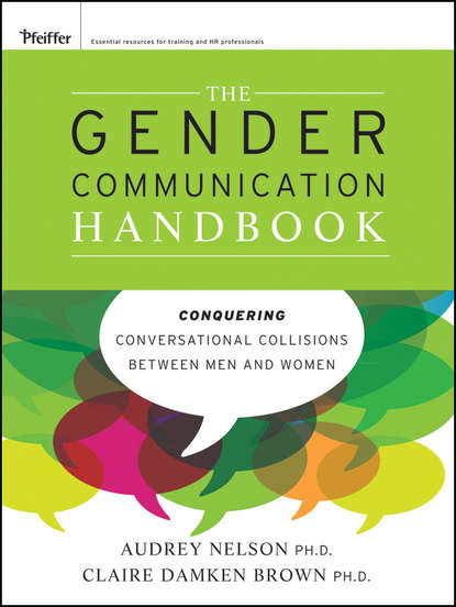Обложка «The Gender Communication Handbook. Conquering Conversational Collisions between Men and Women»