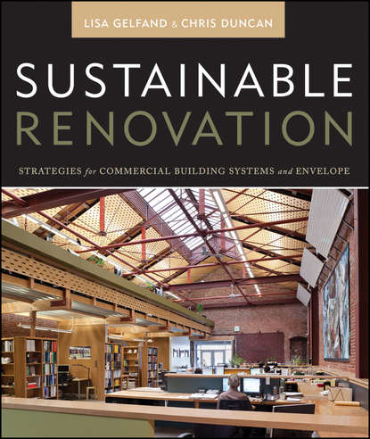 Обложка «Sustainable Renovation. Strategies for Commercial Building Systems and Envelope»