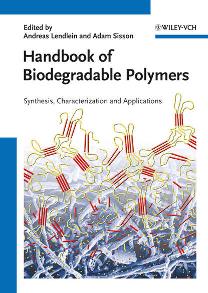 Обложка «Handbook of Biodegradable Polymers. Isolation, Synthesis, Characterization and Applications»