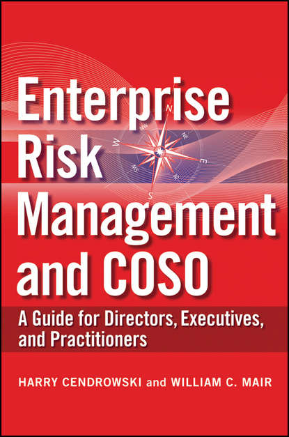 Обложка «Enterprise Risk Management and COSO. A Guide for Directors, Executives and Practitioners»
