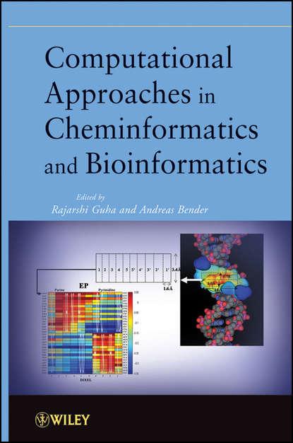Обложка «Computational Approaches in Cheminformatics and Bioinformatics»