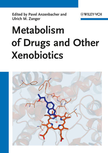 Обложка «Metabolism of Drugs and Other Xenobiotics»