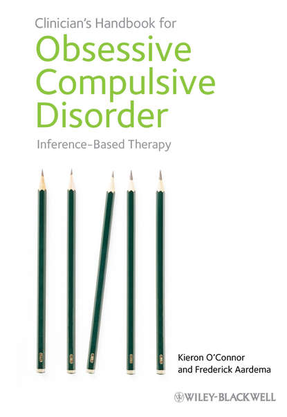 Обложка «Clinician's Handbook for Obsessive Compulsive Disorder. Inference-Based Therapy»