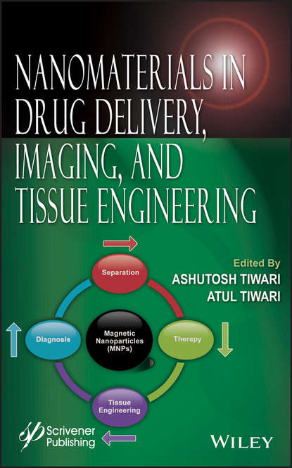 Обложка «Nanomaterials in Drug Delivery, Imaging, and Tissue Engineering»