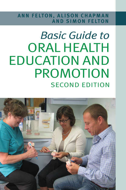 Обложка «Basic Guide to Oral Health Education and Promotion»