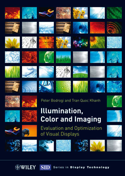 Обложка «Illumination, Color and Imaging. Evaluation and Optimization of Visual Displays»