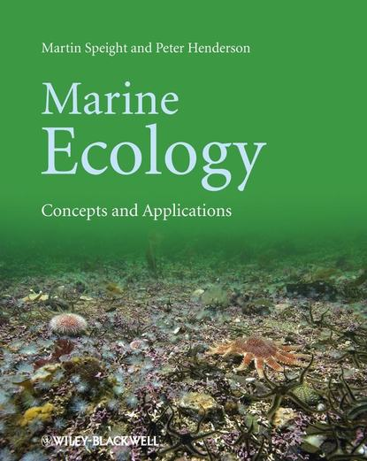 Обложка «Marine Ecology. Concepts and Applications»