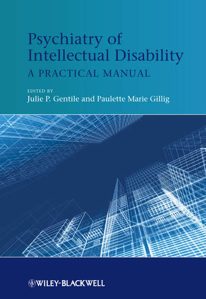 Обложка «Psychiatry of Intellectual Disability. A Practical Manual»
