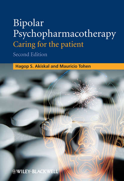Обложка «Bipolar Psychopharmacotherapy. Caring for the Patient»