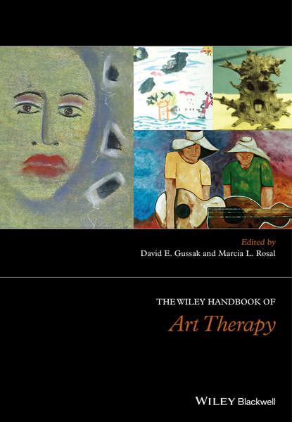 Обложка «The Wiley Handbook of Art Therapy»