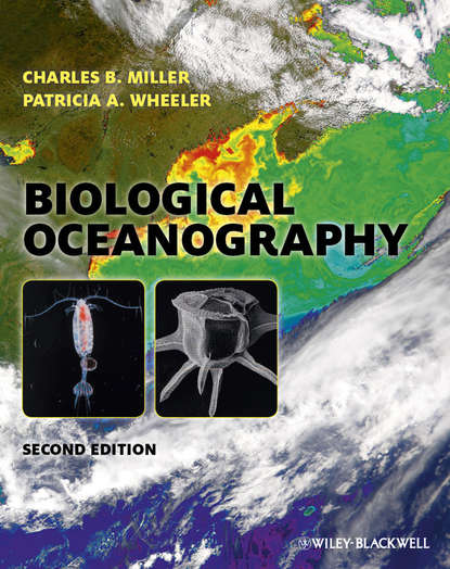 Обложка «Biological Oceanography»