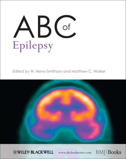 Обложка «ABC of Epilepsy»