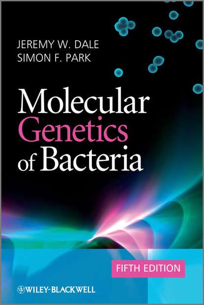 Обложка «Molecular Genetics of Bacteria»