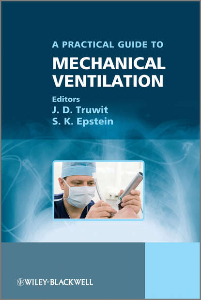 Обложка «A Practical Guide to Mechanical Ventilation»