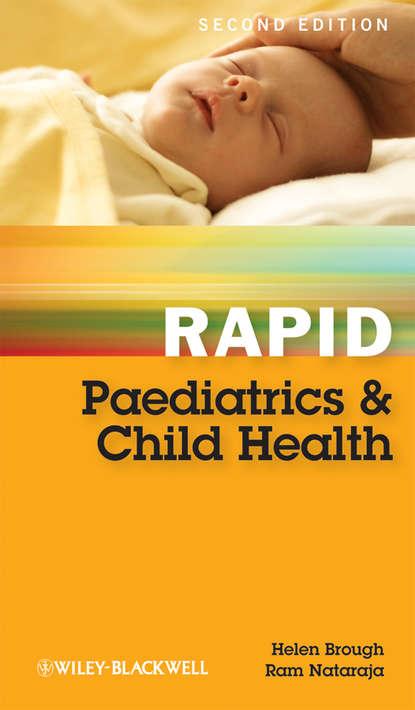 Обложка «Rapid Paediatrics and Child Health»