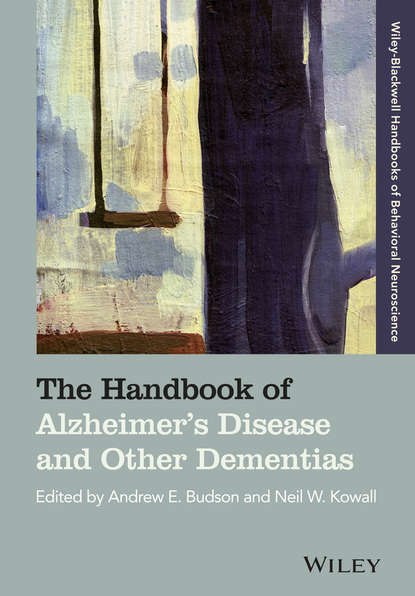 Обложка «The Handbook of Alzheimer's Disease and Other Dementias»