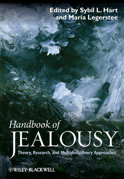Обложка «Handbook of Jealousy. Theory, Research, and Multidisciplinary Approaches»
