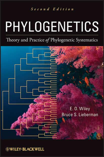 Обложка «Phylogenetics. Theory and Practice of Phylogenetic Systematics»