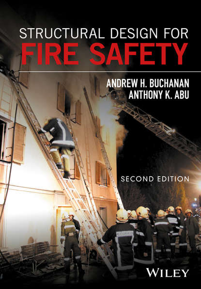 Обложка «Structural Design for Fire Safety»