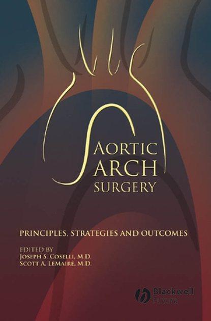 Обложка «Aortic Arch Surgery. Principles, Stategies and Outcomes»