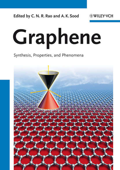 Обложка «Graphene. Synthesis, Properties, and Phenomena»