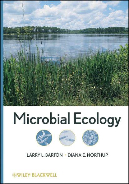 Обложка «Microbial Ecology»