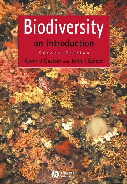 Обложка «Biodiversity. An Introduction»
