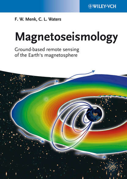 Обложка «Magnetoseismology. Ground-based Remote Sensing of Earth's Magnetosphere»