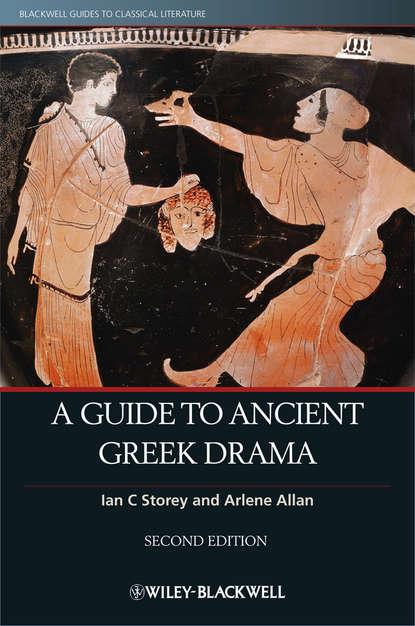 Обложка «A Guide to Ancient Greek Drama»