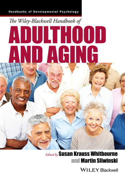 Обложка «The Wiley-Blackwell Handbook of Adulthood and Aging»