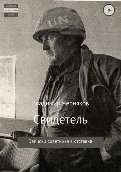Обложка «Свидетель. Записки советника в отставке»