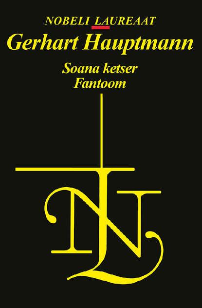 Обложка «Soana ketser. Fantoom»