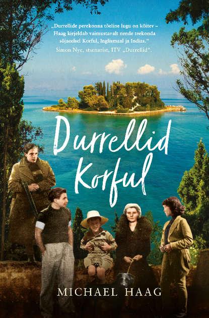 Обложка «Durrellid Korful»