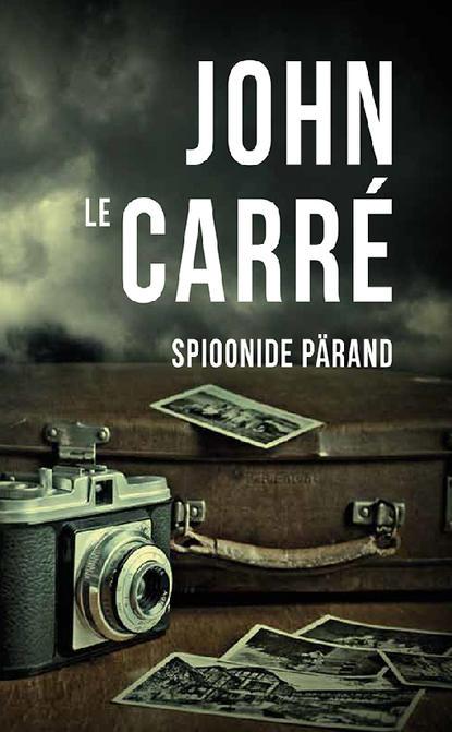 Обложка «Spioonide pärand»
