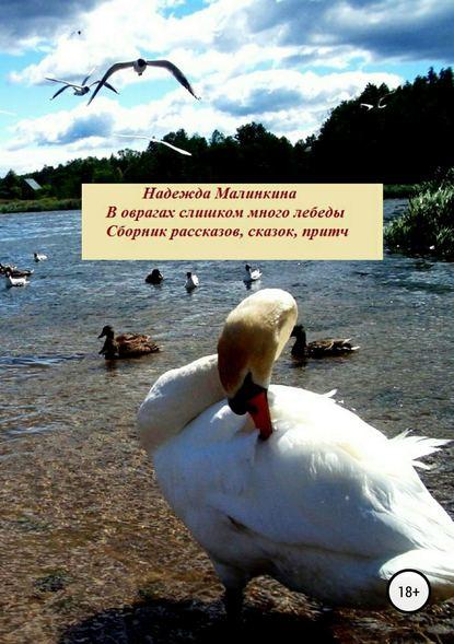 Обложка «В оврагах слишком много лебеды…»