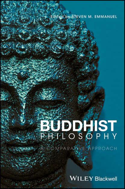 Обложка «Buddhist Philosophy. A Comparative Approach»