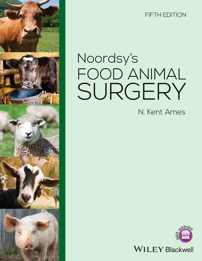 Обложка «Noordsy's Food Animal Surgery»