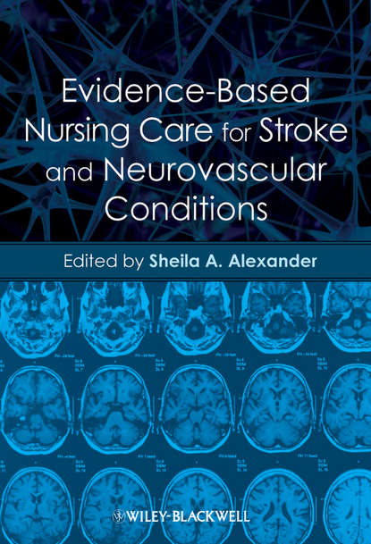 Обложка «Evidence-Based Nursing Care for Stroke and Neurovascular Conditions»
