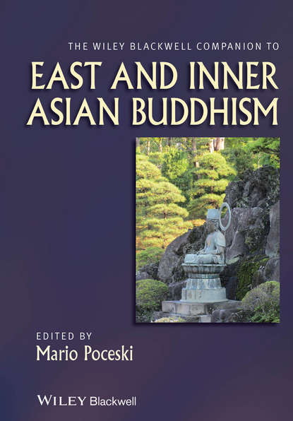Обложка «The Wiley Blackwell Companion to East and Inner Asian Buddhism»