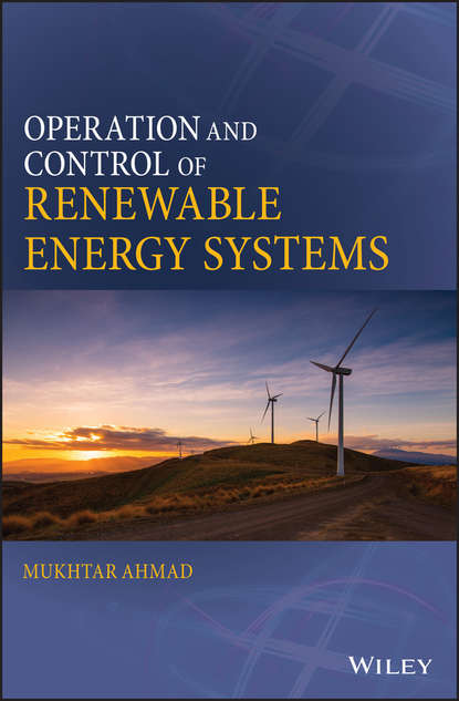 Обложка «Operation and Control of Renewable Energy Systems»