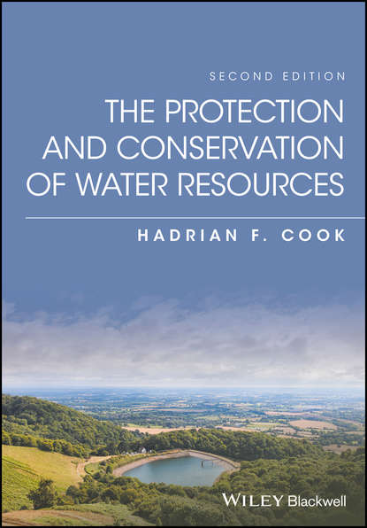 Обложка «The Protection and Conservation of Water Resources»