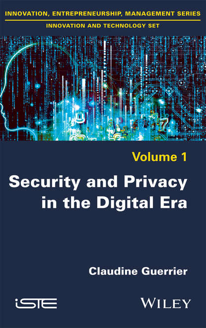 Обложка «Security and Privacy in the Digital Era»