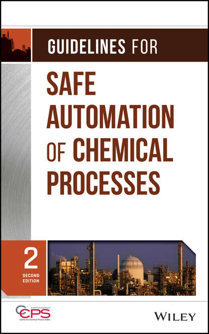 Обложка «Guidelines for Safe Automation of Chemical Processes»