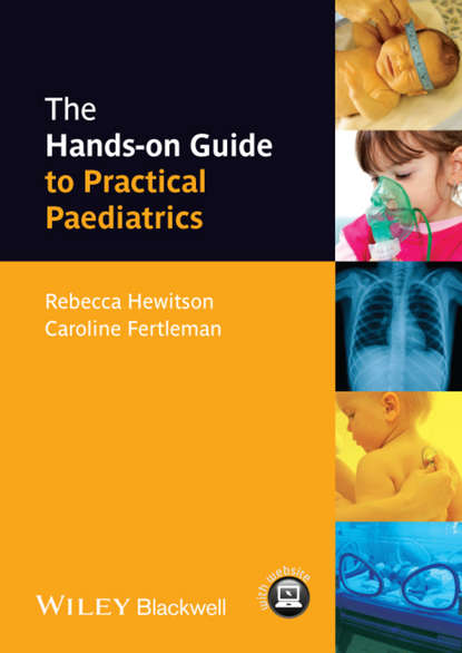 Обложка «The Hands-on Guide to Practical Paediatrics»